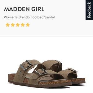 Like new Madden Girl Birks